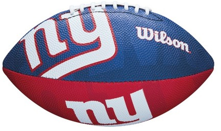 Míč Wilson NFL Team Logo FB New York Giants