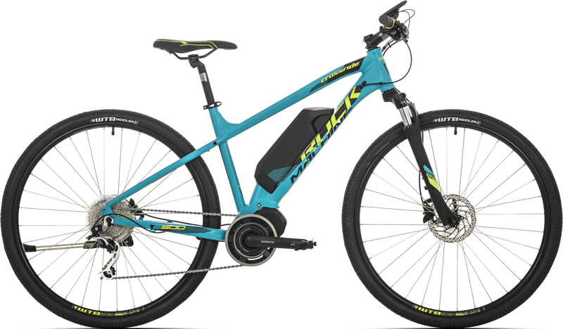 Rock Machine CrossRide e500 2018 18 M
